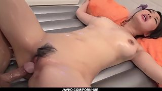 Stunning porn in the bathroom with Yukari Emoto - More at javhd net