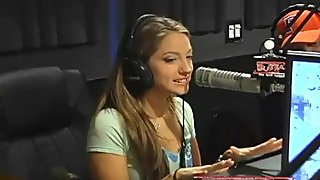 Jenna Haze Wild Nude Interview Shock Jock Bubba