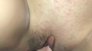 Teen girlfriend gets tight pussy fucked