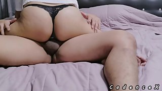 Cowgirl Orgasm - Asian Girl