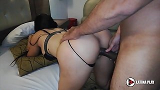 Young Fitness Wife Cheats With Neighbor in a Motel