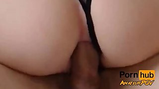 Cum inside Ass / Creampie / Anal closeup