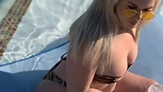 Sexy PAWG Teen Teases Body Jerk Off Material
