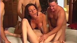 Daughter Has an Orgy and Stepmom Wants In Part 2