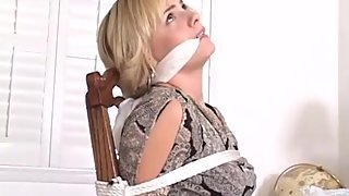 bound and gagged girls clips