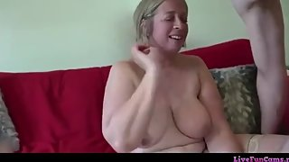 stepmom and stepson fucking really hard