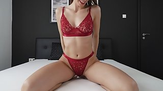 Best Friend Takes Your Virginity - First Fuck