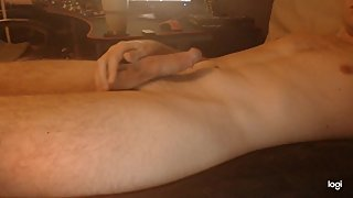 20 Year Old Amateur Teen Solo Jerks