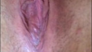 Filthy Post-Cum Cunt Throb