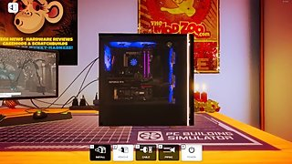 Building My PC in PC Building Simulator